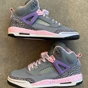 "Air Jordan Retro Spizike ""Purple Earth"""
